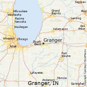granger-map