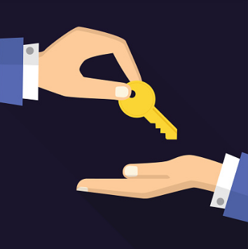 real-estate-agent-key