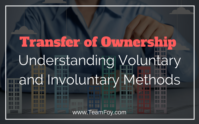 transfer-of-home-ownership-methods