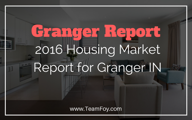 granger indiana housing market report