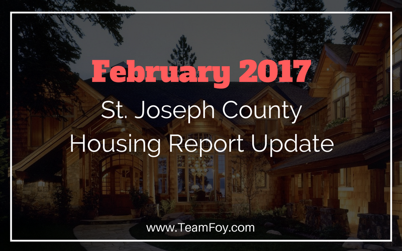 st joe county housing market update