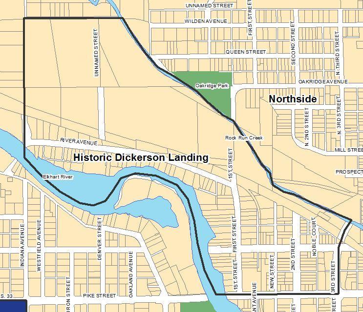 Historic-Dickerson-Landing Goshen Indiana