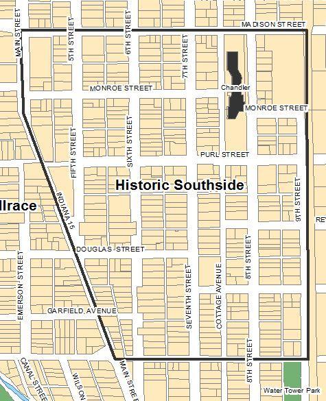 Historic-Southside goshen indiana