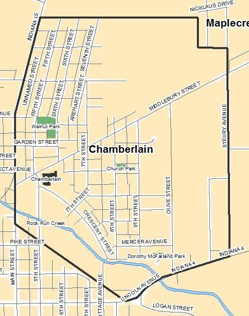 chamberlain goshen in