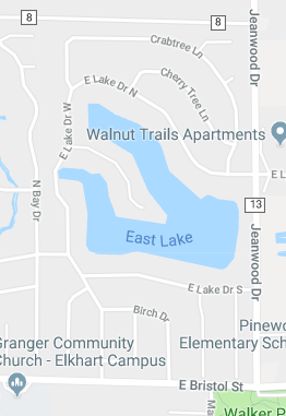 east lake estates elkhart