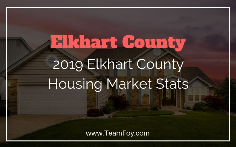elkhart county housing market statistics