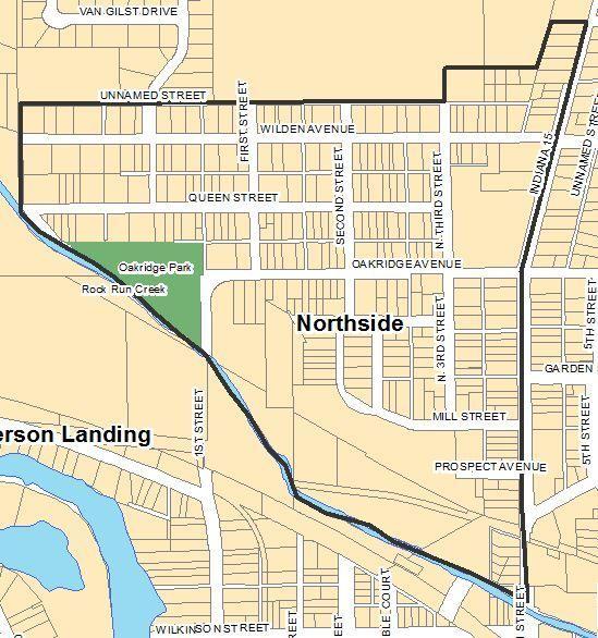 northside goshen homes