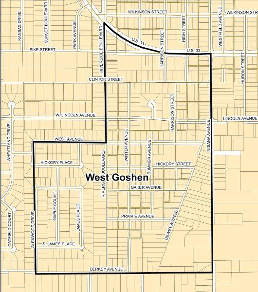 west goshen homes indiana